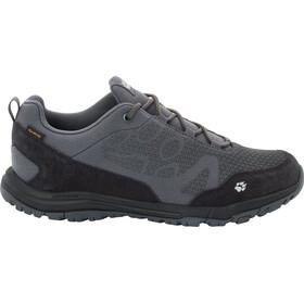 Jack Wolfskin Activate XT Texapore Low-Cut Schuhe Herren dark iron